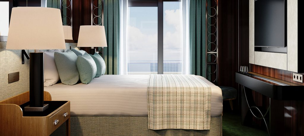 Small Ship Voyages Book Luxury Cruises with Atlas Ocean Voyages - Comfortable Rooms