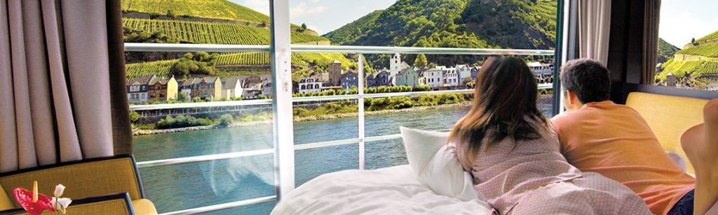 Small Ship Voyages Book Luxury Cruises with Avalon Waterways Cruises - Wider windows for better views from your room