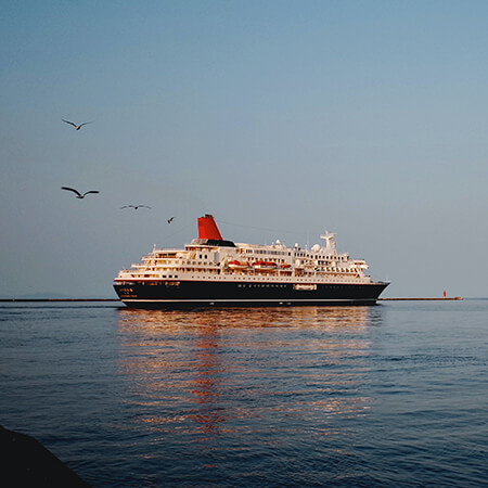 Small Ship Voyages Book Luxury Blue Water Small Ship Cruises
