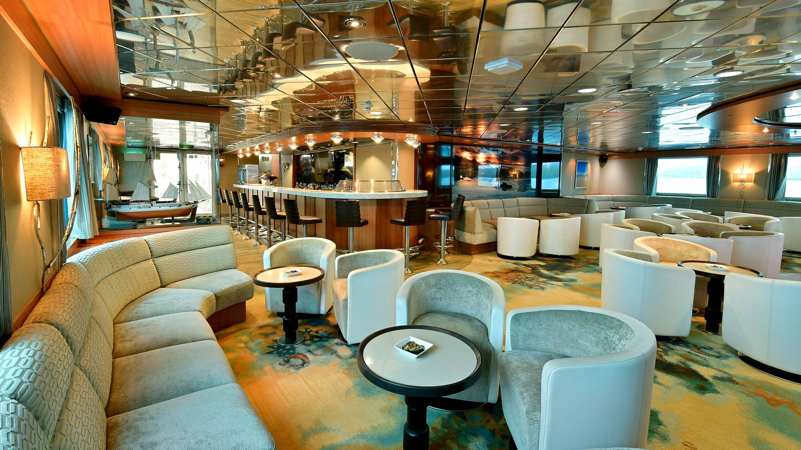 Small Ship Voyages Book Luxury Cruises with Celebrity Expeditions Cruises - Fine Dining