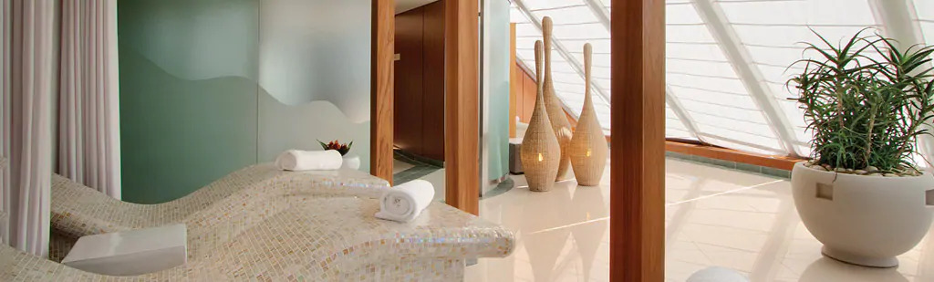 Small Ship Voyages Book Luxury Cruises with Oceania Cruises - World class spa services