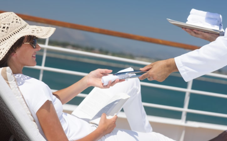 Small Ship Voyages Book Luxury Cruises with Ponant Cruises - spa services