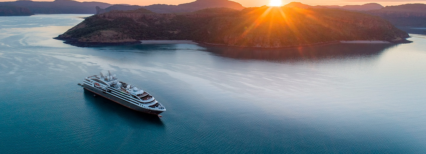 Small Ship Voyages Book Luxury Cruises with Ponant Cruises - explore the world in luxury