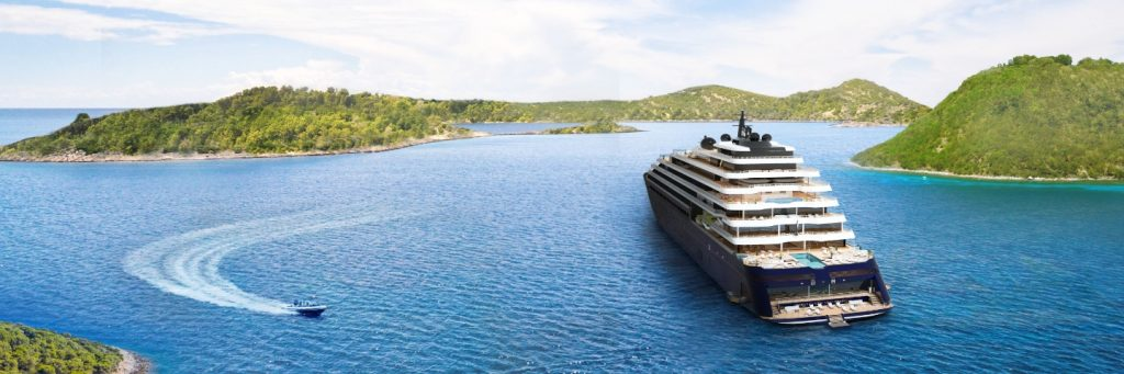 Small Ship Voyages Book Luxury Cruises with Ritz Carlton Cruises - explore the world