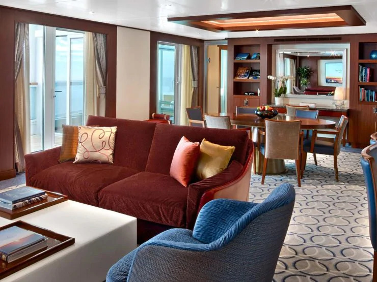 Small Ship Voyages Book Luxury Cruises with Seabourn Cruises - spacious staterooms