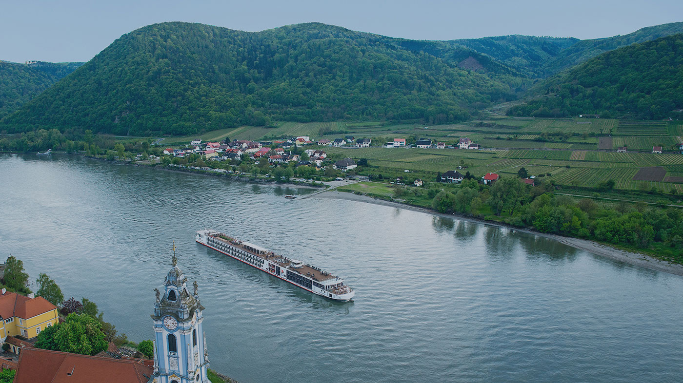 Small Ship Voyages Book Luxury Cruises with Viking Cruises - River Cruises