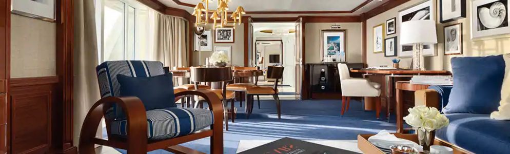 Small Ship Voyages Book Luxury Cruises with Oceania Cruises - Large comfortable staterooms