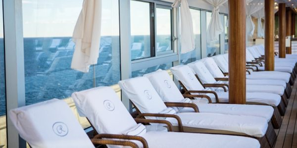 Small Ship Voyages Book Luxury Cruises with Regent Cruises - relax on deck