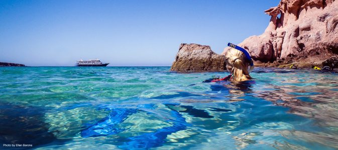 Small Ship Voyages Book Luxury Cruises with UnCruise Cruises - snorkeling