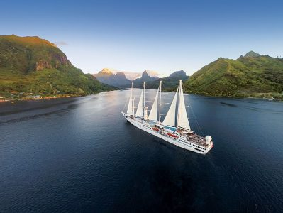 Small Ship Voyages Book Luxury Cruises with Windstar Cruises - Explore the world in a small ship
